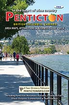 2018 Penticton Map Book