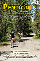 2019 Penticton Map Book Cover